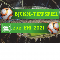 BJCKM-Tippspiel zur Fußballeuropameisterschaft